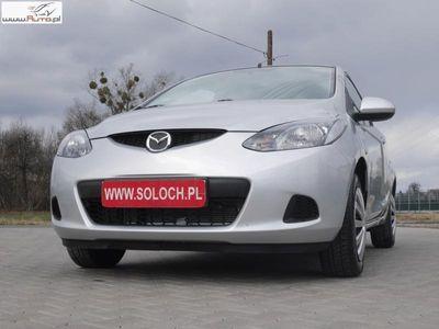 używany Mazda 2 1.4dm3 68KM 2009r. 90 000km