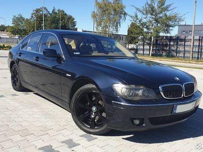 używany BMW 730 d E65 - bezwypadkowe, serwisowane, stan bdb