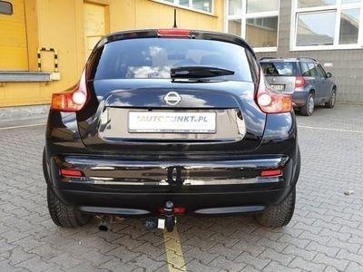 używany Nissan Juke Acenta 1.6 190KM, Pierwszy właściciel, Serwis