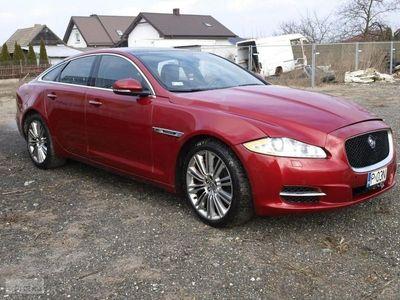 używany Jaguar XJ 5dm3 510KM 2012r. 43 000km ABS automatyczna klima.