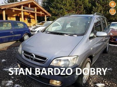 używany Opel Zafira A Klimatyzacja / 7 foteli, Ruda Śląska