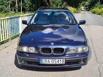 używany BMW 530 e39