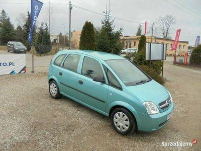 używany Opel Meriva 1.6dm 101KM 2005r. 164 000km