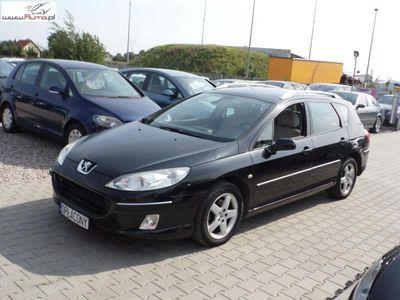 używany Peugeot 205 407 SW 1.9dm3 136KM 2005r.765km Śliczny*** Opłacony *** Klima*** Gwarancja!!! 796,121509