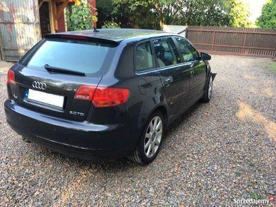 używany Audi A3 Sportback S-line S-tronik BMM Bogata wersja wyposaż.