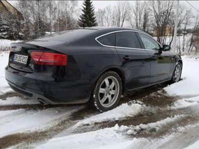 używany Audi A5 quatro