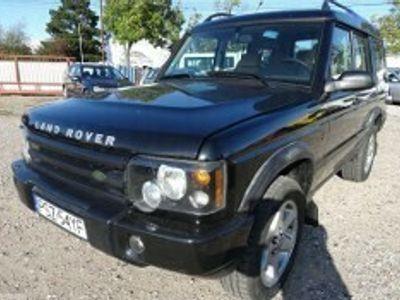 używany Land Rover Discovery 2 2,5 TD 138KM Klima Skóra Automat