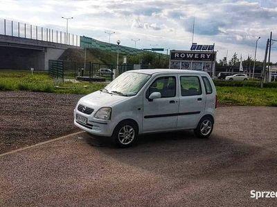 używany Opel Agila sprzedam cena do negocjacji