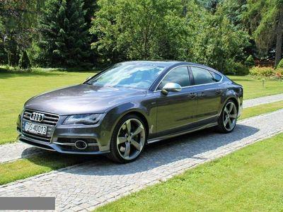 używany Audi S7 4dm 420KM 2013r. 135 000km