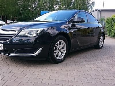 used Opel Insignia Country Tourer 170 KM Salon PL Gwarancja F VAT