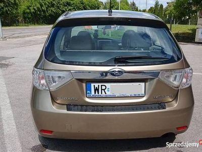 używany Subaru Impreza 2.5 b/g 2008 zamiana