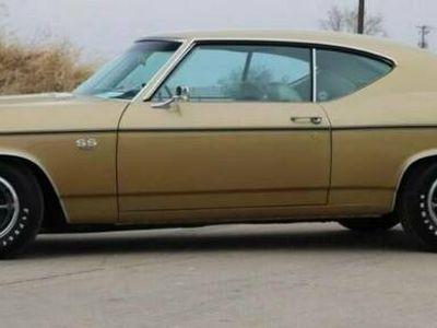 używany Chevrolet Chevelle ChevelleSS 1969 GOLD 8 CYLINDER BENZ. 425KM 149538KM II (1967-1972)