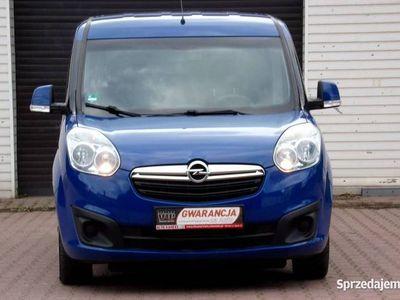 używany Opel Combo 1.6dm 105KM 2012r. 159 800km
