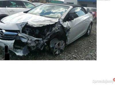 używany Opel Cascada / Cabrio 2013 r, 2.0 DIESEL 60 000 km USZ
