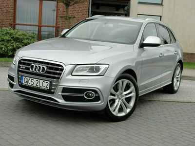 używany Audi SQ5 3dm 313KM 2014r. 191 319km