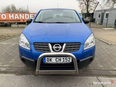 używany Nissan Qashqai 1.6dm 115KM 2007r. 167 000km