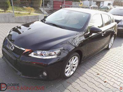 używany Lexus CT200h Hybryda, Nawigacja, Automat, Faktura Vat 23%