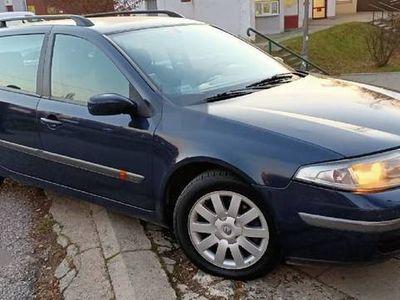 używany Renault Laguna II 1.9/101KM. Rok 2002.