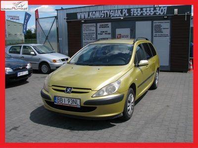 używany Peugeot 307 1.6dm 109KM 2002r. 267 000km