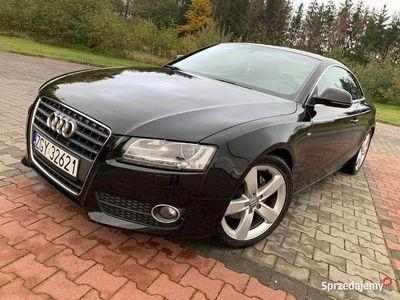 "używany Audi A5 2.7TDI automat, S-line, bixenon, MMI, 18"" ZADBANE"
