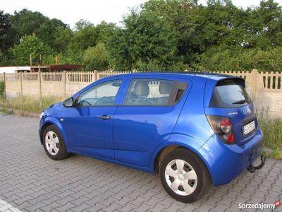 używany Chevrolet Aveo 1.2 LS+ 86KM, benzyna, salon Polska, ASO