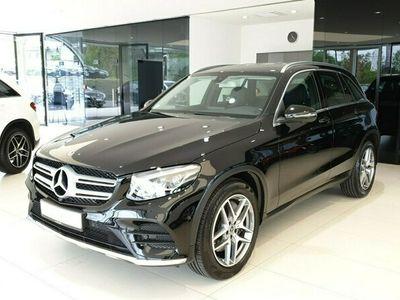 używany Mercedes GLC220 2.1dm 170KM 2019r. 18 233km