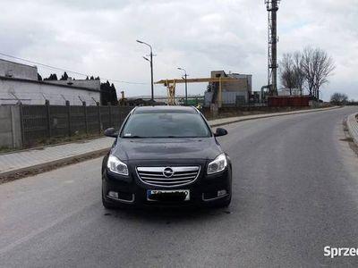 używany Opel Insignia kombi 2.0D 130KM wersja Cosmo