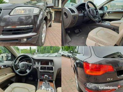 używany Audi Q7 3.0TDI/210, Quattro, zarejestrowane, do jazdy I (2005-2015)