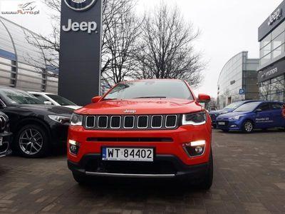 używany Jeep Compass 2dm3 140KM 2017r. 1 547km Limited