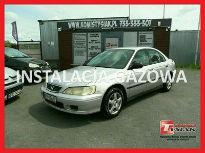 używany Honda Accord !! Ożarów Maz !! 1.8 Benzyna + LPG, 2000 rok !! KLIMATYZACJA !! VI (1998-2002)