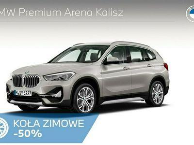 używany BMW X1 2dm 150KM 2021r. 5km