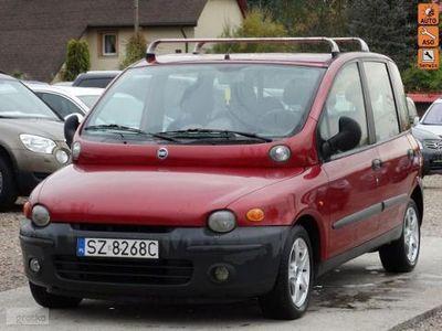 używany Fiat Multipla Zarejestrowany*Ubezpieczony*GAZ *Super stan