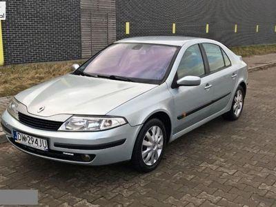 używany Renault Laguna II 1,9DCi 2005 r.