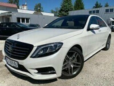 używany Mercedes S500 Klasa S W2224-Matic W222 AMG Pakiet !