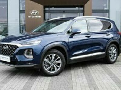 używany Hyundai Santa Fe III 2.0 CRDi Executive 4WD aut