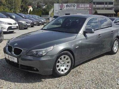 używany BMW 530 3dm 218KM 2003r. 359 200km