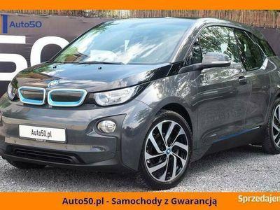 używany BMW i3 100% elektryczny Kamera NawiProfessional SALON PL