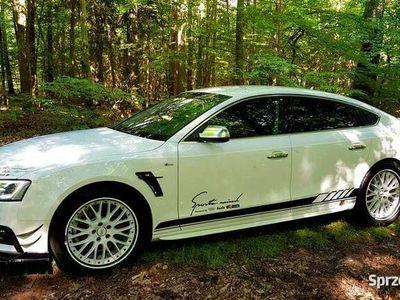 używany Audi A5 Sportback 2.0 TDI S line WYJĄTKOWA