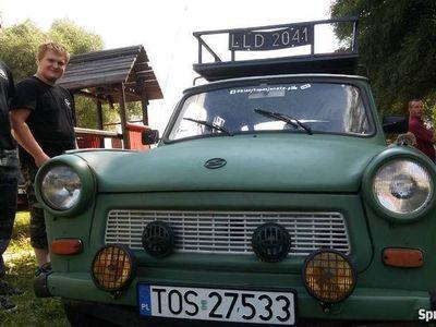 używany Trabant 601 lub zamiana