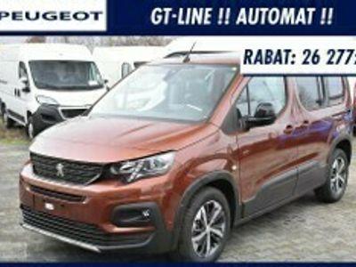 używany Peugeot Rifter Standard GT Line 130Km Automat !! Navi + Kamera !! Różne Kolory !!