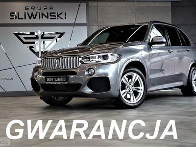 używany BMW X5 X5 III (F15)313KM PANORAMA DISTRONIC HEAD-UP 2xM-PAKIET FV
