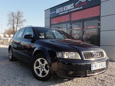 używany Audi A4 II (B6) (klucz60) Zarejestrowany w Polsce, ZAMIANA