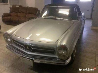 używany Mercedes 170 inny Klasyk -Benz 230SL 2.3benz. 6 cyl.KM W113 1966