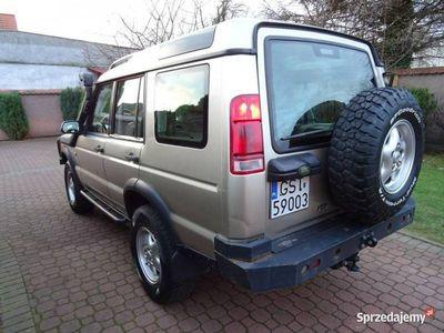 używany Land Rover Discovery 2 2.5 138KM