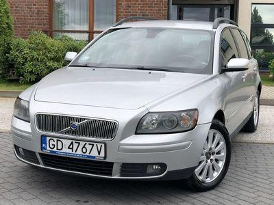 używany Volvo V50 1.6dm 109KM 2005r. 228 750km