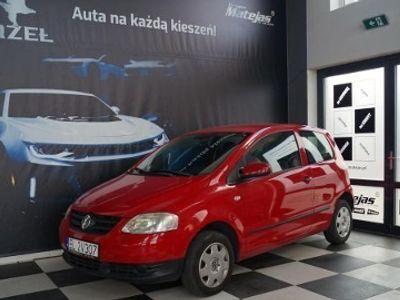 używany VW Fox 1.2 BENZYNA**55KM**ZADBANY**