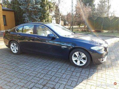 używany BMW 530 d F10 ładny