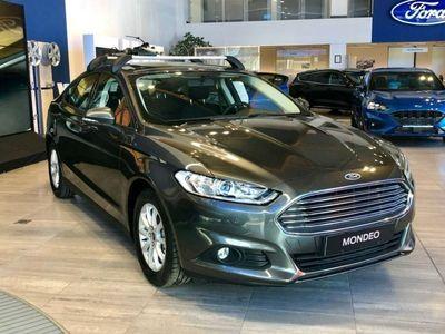 używany Ford Mondeo 1.5dm 120KM 2018r. 8km