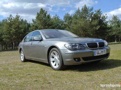 używany BMW 750L i 2007