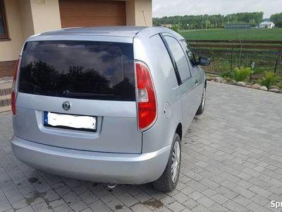 używany Skoda Praktik (nie berlingo) 1.4 benzyna 2008 rok 103 000 km